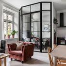 Comment créer une chambre avec une verrière dans un grand studio ? - PLANETE DECO a homes world