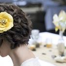 Short Hair Brides