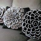 Felt Flowers Patterns