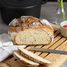 Joghurtbrot   ein einfaches und saftiges Brot mit Joghurt   BrotAberLecker