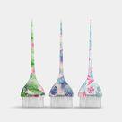 Tropic Vibes Brush Set - 3 Pack
