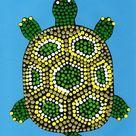 Exotische Schildkröte