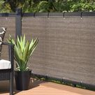 3ft Tall  Alion Home Custom Sized Elegant Privacy Screen  | Etsy