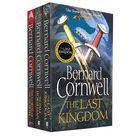 Bernard Cornwell The Last Kingdom 3 Books Set Collection Series