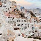 A Santorini Travel Diary (The Little Magpie)