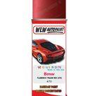 Bmw Z4 Flamenco Traum Red 470 Car Aerosol Spray Paint Rattle Can   Single Basecoat Aerosol Spray 400ML