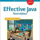Effective Java 3rd Edition by Joshua Bloch, ISBN-13: 978-0134685991 | ebookschoice.com
