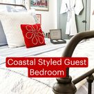 Coastal Styled Guest Bedroom