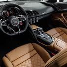 Audi R8 Spyder V10 2018
