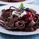 Chocolate Pasta
