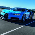 2017 Bugatti Chiron Lets Its Quad Turbocharged W16 Loose