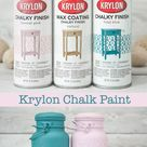 Chalk Spray Paint