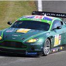 Drayson Racing Aston Martin Vantage GT2 Le Mans Series Silverstone 2009