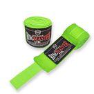 RingMaster Sports Hand Wraps - Green / 2.5m [Kids]