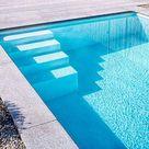 Folienfarbe für das Schwimmbad - Farbauswahl Folienpool