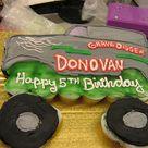 Monster Truck Cupcakes