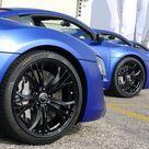 2013 Audi R8 V10 Plus in Matt Sepang Blue
