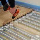 THERMOLUTZ Fußbodenheizung System ECONOM-FLEX-THERMOLUTZ