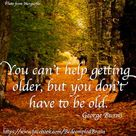 Getting Older Quotes