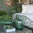 Pin Away Wednesdays: Decorating with Green – Follow The Yellow Brick Home