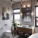 51 Industrial Style Bathrooms Plus Ideas & Accessories You Can Copy From Them