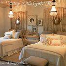 Vintage Girls Bedrooms