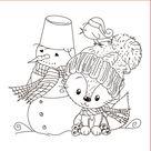 2.5US $ |10x8 kerst gnomes pop transparant Clear Postzegels Siliconen Afdichtingen voor DIY scrapbooking fotoalbum Kaart Maken|Stamps|   - AliExpress