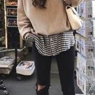 20 Going Out Women Outfits for Winter - Yeahgotravel.com
