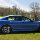 2014 BMW M5 Track Tested at Road America
