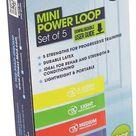 Fitness Mad Mini Power Loop Set 5