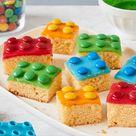 Bunter Legokuchen