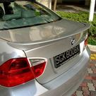 2005 2011 BMW 3 Series Sedan Spoiler E90 AC Schnitzer Style