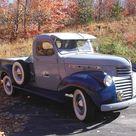 Old Pickup Trucks