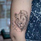Top 91 Lioness Tattoo Ideas [2021 Inspiration Guide]