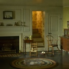 Cape Cod Living Room 1750-1850