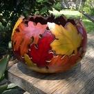 Gourd Art