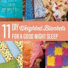 Weighted Blanket Diy