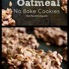 Oatmeal No Bake Cookies