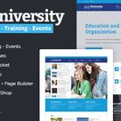 University — Education, Event and Course HTML Template   Stylelib