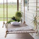 DIY Hammock/Swing Bed