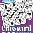 USA TODAY Crossword: 200 Puzzles from The Nation's No. 1 Newspaper (USA Today Puzzles) (Volume 2)