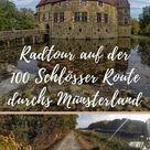 Schlösser, Menschen und Kulinarik im Münsterland – Teil 3: Der Südkurs