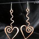 Handmade Wire Earrings