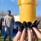 30 Gallon Water Bucket Challenge