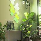 Nature Aesthetic Inspired DIY Interior Decor Trend with Nanoleaf Smart Lighting