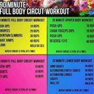Full Body Circuit