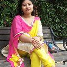 Indian girl in salwar and kameez