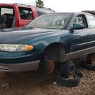 Junkyard Gem 2000 Buick Regal GSE