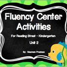Fluency Activities