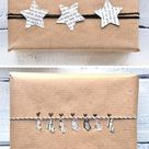 Geschenke in Packpapier verpacken – miss red fox